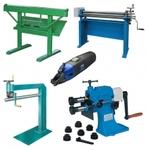 Ручное оборудование для производства круглых воздуховодов (вентиляции)